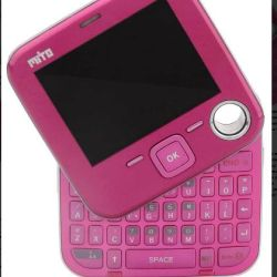 Mito Luxberry 301, Ponsel Mungil Sliding Qwerty