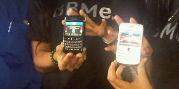 BlackBerry Onyx 2 BlackBerry Onyx 2