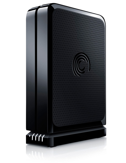 Seagate FreeAgent GoFlex Desk 3 TB USB 2.0 External Hard Drive