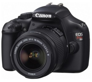 Canon EOS Rebel T3 12.2 MP CMOS Digital SLR