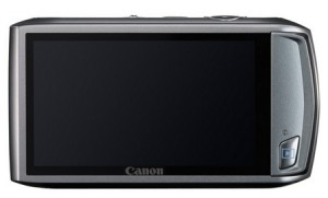 Canon PowerShot ELPH 500 HS Touchscreen Camera