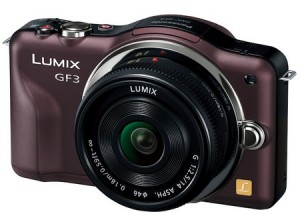 Panasonic Lumix DMC-GF3 12.1 MP