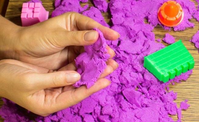 Mengetahui Cara Membuat Pasir Kinetik yang Mudah dan Praktis