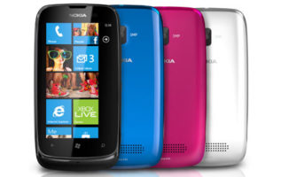 Nokia Lumia 610 Windows Phone Termurah