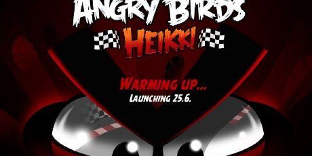 Angry Birds Heikki Seri Terbaru dari Rovio