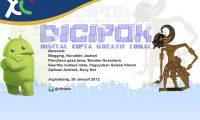 Dicipok-Digital Cipta Kreatif Lokal