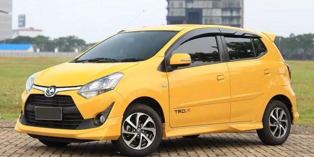 Harga Mobil Toyota Agya TRD Matic 2019 Dengan Spesifikasi Lengkap