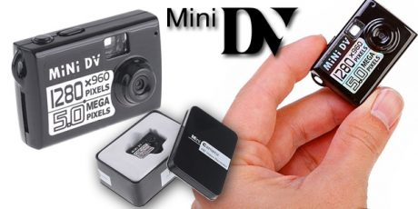 Harga dan Spesifikasi Lengkap Kamera MiniDV 5 MP