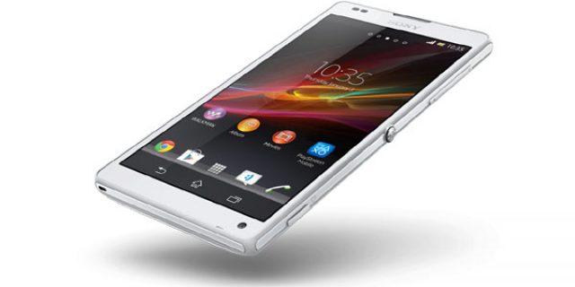Harga dan Spesifikasi Sony Xperia ZL C6502