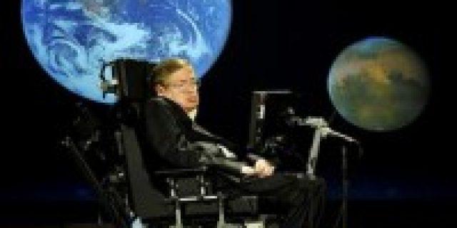 Stephen Hawking : Tuhan Bukanlah Pencipta Alam Semesta