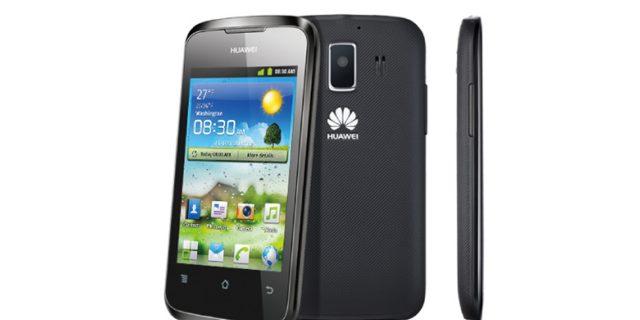 Harga dan Spesifikasi Huawei Ascend Y200
