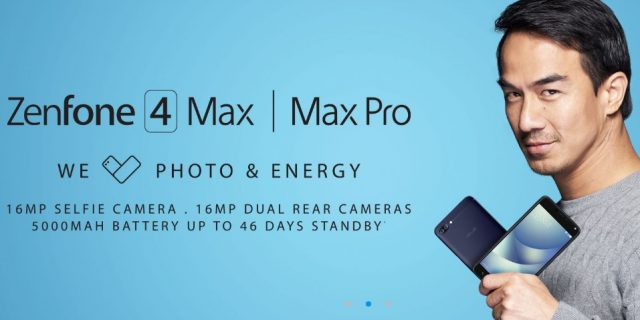 Keunggulan yang Didapat dari Zenfone 4 Max Pro (ZC554KL)