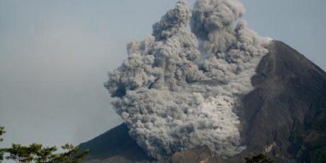 Galeri Letusan Gunung Merapi