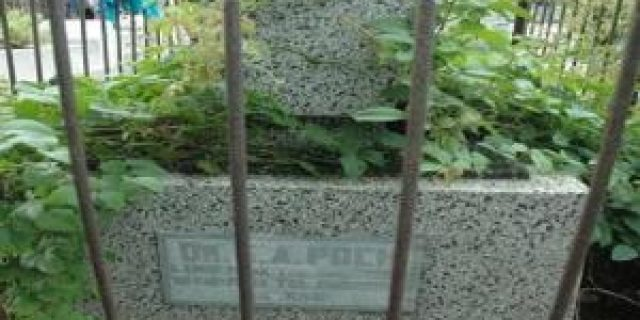 Misteri Makam dr Poch 'Hitler' di Ngagel Surabaya