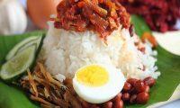 Mencicipi Lezatnya Nasi Lemak Istimewa Khas Riau