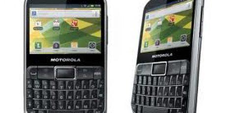 Spesifikasi dan Fitur Motorola Defy Pro