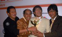 The Winner Of Panasonic Gobel Awards 2010