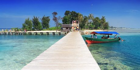 Potensi Pariwisata Pulau Tidung