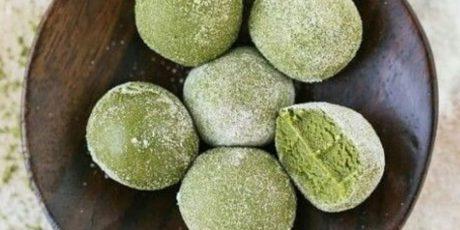 Resep Mochi Green Tea