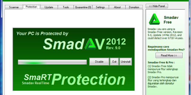 Download Smadav Rev. 9.0 Update Terbaru Mei 2012