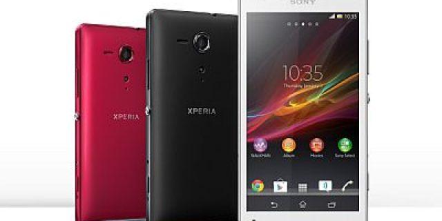 Spesifikasi dan Harga Xperia SP & Xperia L