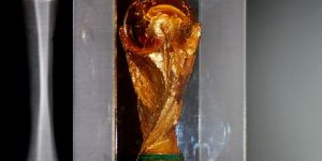 World Cup trophy Almost Stolen
