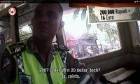 Video Polisi Korupsi di Bali – Corruption Police in Bali
