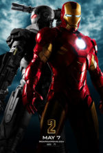 War Machine Revealed in 'Iron Man 2' Poster